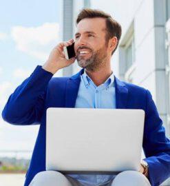 Corporate Communications Service Benefits