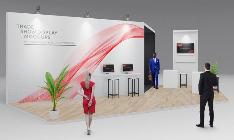 Look for the Best Popup Trade Show Displays Manufacturer